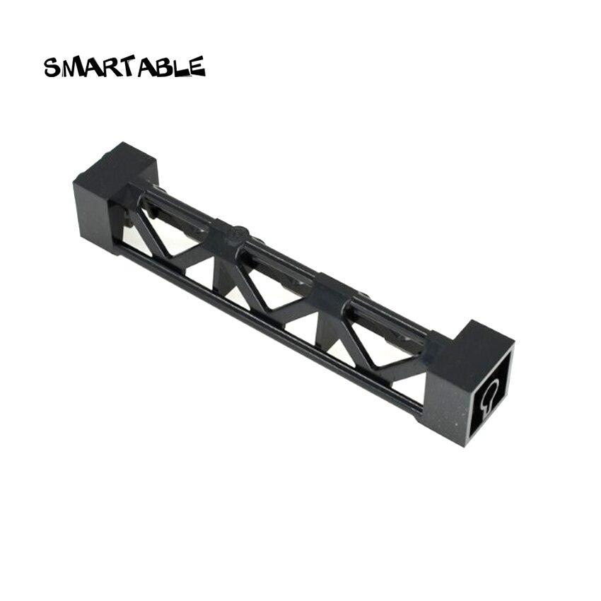Купить с кэшбэком Smartable MOC 2x2x10 Girder Building Blocks MOC Parts Toys Compatible Major Brand 95347 City For Train & Parking Lot 95pcs/lot