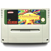 EarthBound 16bit game cartidge EU Version for pal console the newest snes 16 bit game console ntsc version and pal version