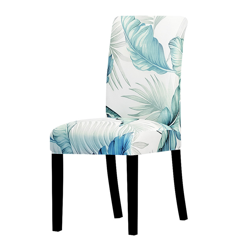 Stretchable and Printed Chair Cover in Universal size with for Home and Party Decoration