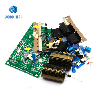 HP-2 Super Parallel Class A Power Supply DIY KITS (including 2pcs Type I 10000uF/50V Main Filter Capacitor) Board diy pcb board for 62pcs capacitor array power supply rectifier board