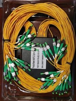 цена на FC/ APC Fiber Optic PLC Splitter 1x64 PLC Splitter Optical Coupler Fiber Optical PLC Splitter modules With Box type