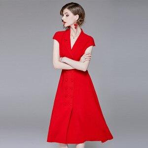 Летние женские Платья повседневные Цветочные Ретро винтажные 50s 60s Robe Rockabilly Swing Pinup Vestidos Вечерние платья на День святого Валентина