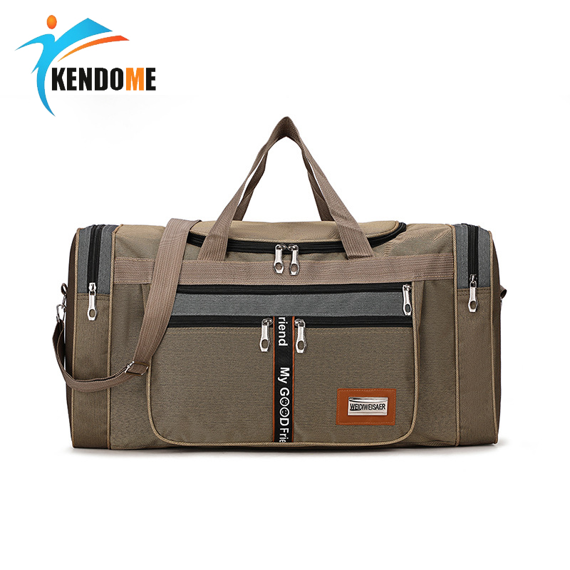 45l Sport Fitness Bag Men Sports Gym Bag Big Training Shoulder Bag Travel Handbag Luggage Casual Gymbag Sports Bolsos