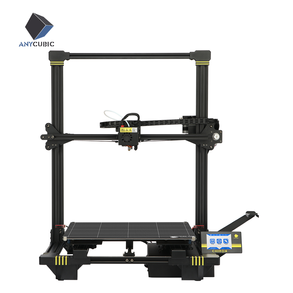 ANYCUBIC Chiron 900 3d Printer With Clips Huge Build Volume Automatic Leveling PLA Filament FDM 3D