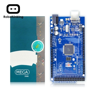 Mega 2560 R3 Board 2012 Offcial Version with ATMega 2560 ATMega16U2 Chip for Arduino Integrated Driver with Original Retail Box(China)