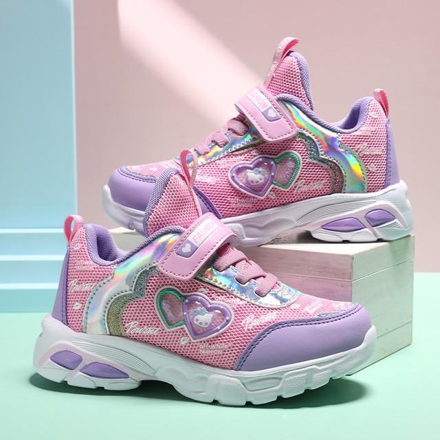 little girls running shoes