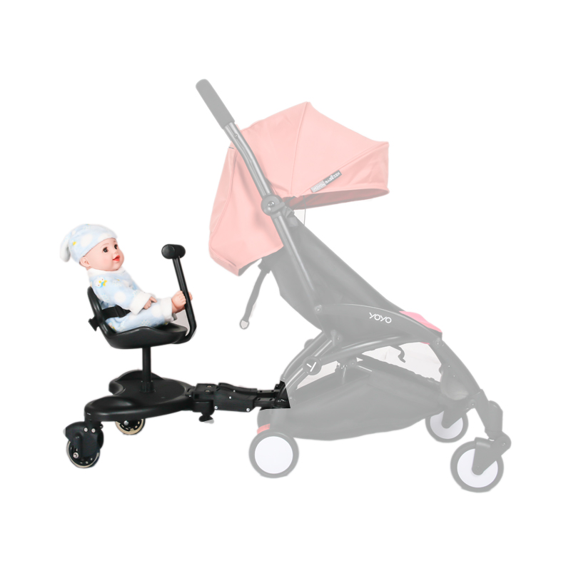 Beige For-Your-Little-One Fur Hood Trim Pram Compatible on BabyCare