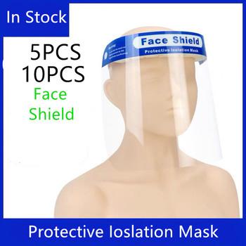 Kreatywna ochronna osłona twarzy kuchnia olejoodporna maska przezroczysta maska ochronna wirusa gorący bubel tanie i dobre opinie Anty-uv Wodoodporna Wiatroszczelna