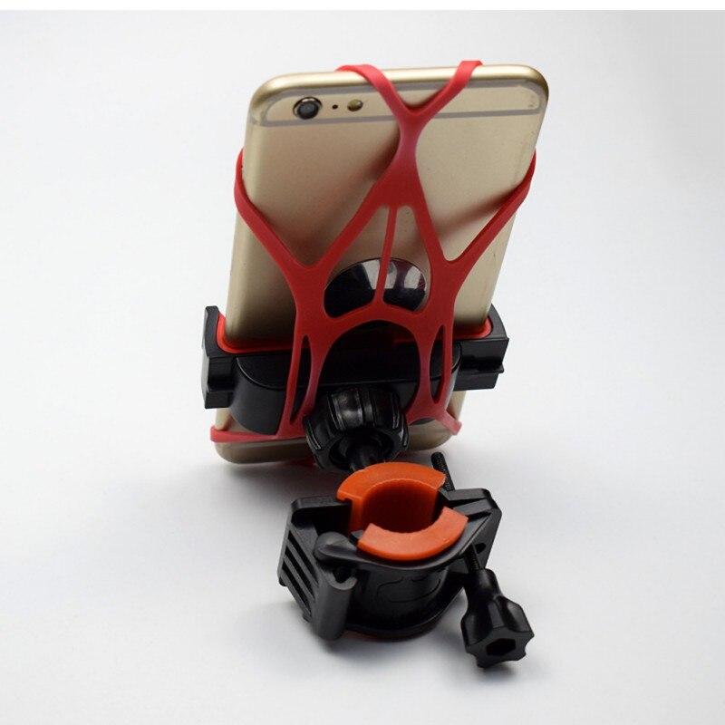 Matériau anti-dérapant en Silicone support de téléphone Mobile sûr et pratique support pour téléphone portable