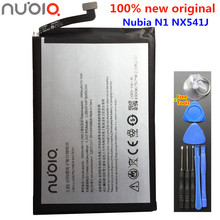 100% New Original 5000mAh Li3849T44P6h956349 Battery For ZTE Nubia N1 NX541J Cell Phone Battery +Tools Kits