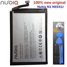 100% ใหม่Original 5000mAh Li3849T44P6h956349 แบตเตอรี่สำหรับZTE Nubia N1 NX541Jโทรศัพท์มือถือแบตเตอรี่ + ชุดเครื่องมือ