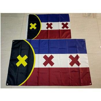 L'manberg  Flag L manberg Lmanberg Any Size 3x5ft Flying Banner 100D Polyester L'manburg Lmanburg L manburg