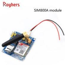 SIM800A Development Board GPRS SMS A6 Module GSM Wireless Data Transmission STM32 Replace SIM900A 1Pcs