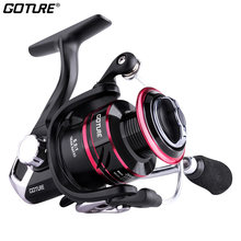 Goture AQUILA Long Casting Reel for Carp Fishing 500-5000 Series Spinning Fishing Reel 5+1BB 8kgs Max Drag Power Spinning Wheel(China)