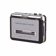 Cassette player USB to MP3 Converter Capture Audio Music Player Convert music For Microsoft Windows