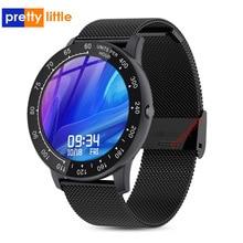 Neue Ph30 Smart Uhr Männer Frauen Nach Zifferblatt Runde full touch bildschirm 1,3 Zoll IP68 Wasserdichte SmartWatch für Android IOS telefon