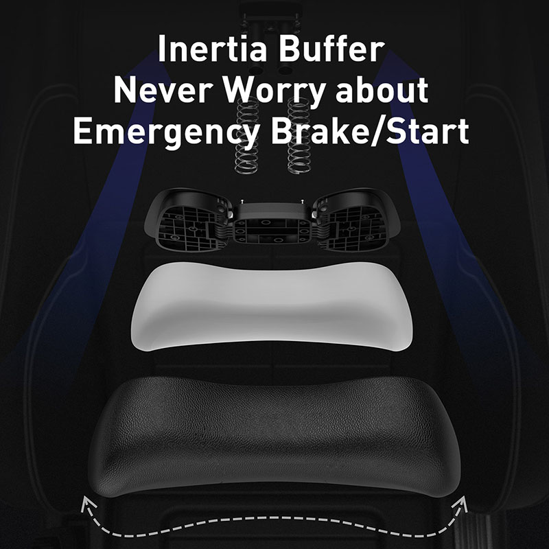 lowest price Baseus Car Neck Pillow Adjustable PU Leather Headrest 3D Memory Foam Head Rest Seat Cushion Cover Car Neck Rest Auto Accessories
