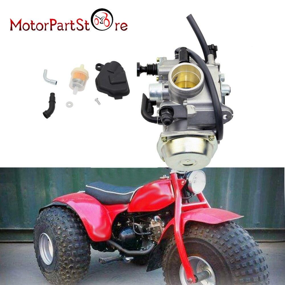 Carburetor For Honda TRX350 TRX 350ES Rancher 4X4 Carb New From US Seller