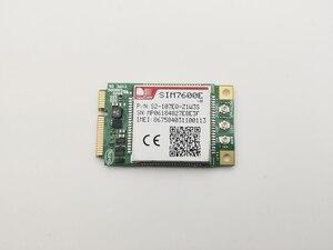 Image 1 - SIMCOM SIM7600E H  Mini PcieA WITH AUDIO CAT4 LTE FDD module SIM7600 Muti Band compeititive with mikrotik