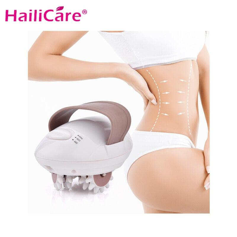 Corpo Massageador elétrico Ajustável Full Body Slimmer 3D Rolo Perda de Peso Dispositivo de Controle Anti-Celulite Máquina Da Beleza Da Pele Elevador