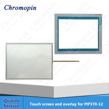 Touch panel for 6AV6545-0AD10-0AX0 6AV6 545-0AD10-0AX0 6AV6542-0AD10-0AX0 6AV6 542-0AD10-0AX0 MP370 12 with Protective film