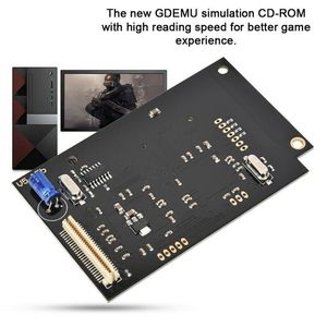 Image 4 - Настольная установка для имитации оптического привода, игровой автомат постоянного тока со встроенным бесплатным диском, замена для совершенно новой игры Gdemu 5,15b