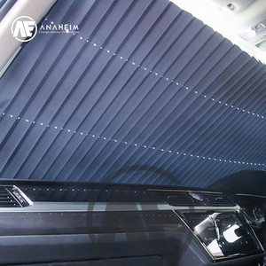 Image 5 - שדרוג רכב שמשה קדמית צל שמש אוטומטי הארכת רכב חלון שמשיה מגן שמש מגן רכב שמשיה visor