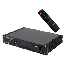 FX-AUDIO D2160MKII Bluetooth audio power amplifier all-in-one high-power 2*150W supports USB/coaxial/optical fiber with displa
