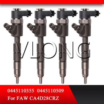 Diesel Onderdelen Injector Assy 0445110355 0 445 110 355 Brandstofinspuitmondstuk Jets 0445 110 355 Voor LOMBARDINI 5010090