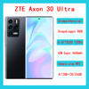 Global Version ZTE Axon 30 Ultra 5G Mobile Phone 6.67 Inch AMOLED Screen Snapdragon 888 Octa Core 65W Fast Charging