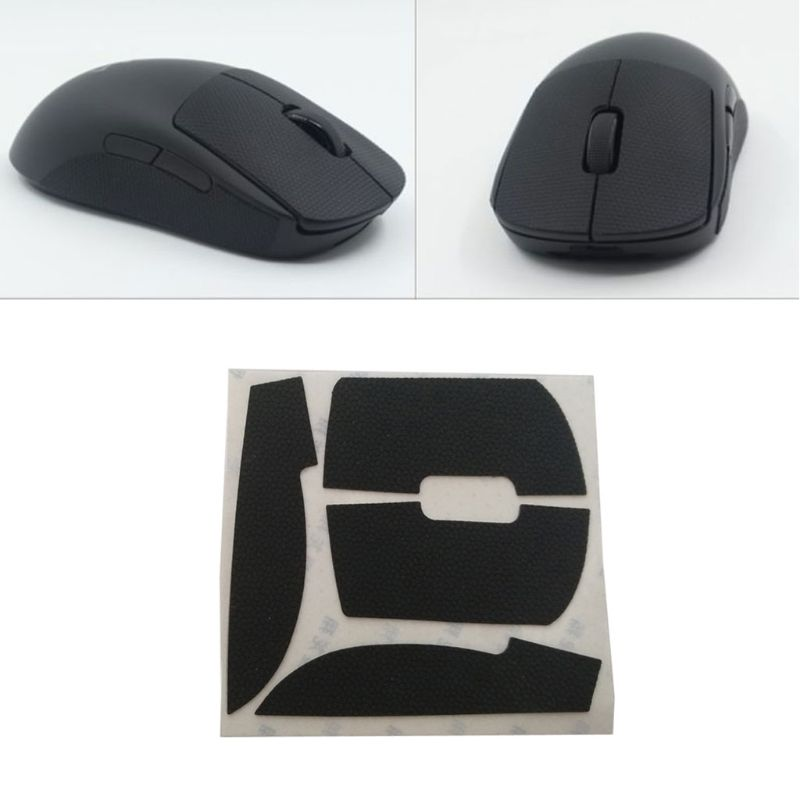 Mouse Feet Replacement Teflon Competition for Logitech G PRO Wireless Mouse 08mm