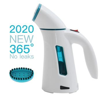 Handheld Steamer 600W Powerful Garment Steamer Portable 15 Seconds Fast-Heat Steam Iron Ironing Machine for Home Travel eu plug new portable handheld fabric steamer 15 seconds fast heat 1000w powerful garment steamer for home travelling steam iro
