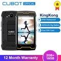 Cubot KingKong смартфон с четырёхъядерным процессором MT6580  ОЗУ 2 Гб  ПЗУ 16 Гб  Android 7 0  4400 мАч