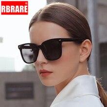 RBRARE Retro Square Sunglasses Women Luxury Brand Sun Glasse
