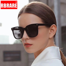 RBRARE Retro Square Sunglasses Women Luxury Brand Sun Glasse