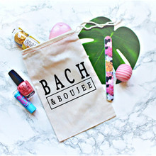 Hen party Drawstring bag customize bachelorette favor welcome gift hangovers Bags birthday bags survival kit