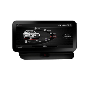 """Image 4 - COIKA 10.25 """"Android 10,0 System Auto GPS Navi Radio Für Audi Q5 2009 2017 IPS Touch Screen Stereo google WIFI BT Musik SWC 2 + 32G"""