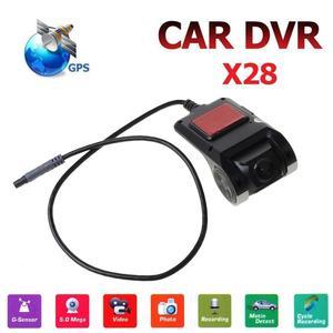 Image 3 - كامل HD 720 P سيارة كاميرا DVR السيارات والملاحة مسجل داش كاميرا G استشعار أداس الفيديو