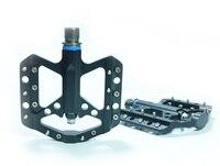High Quality polish alloy aluminum bearing road bike pedal 275g CNC plain crom axis mini mtb bicycle pedals