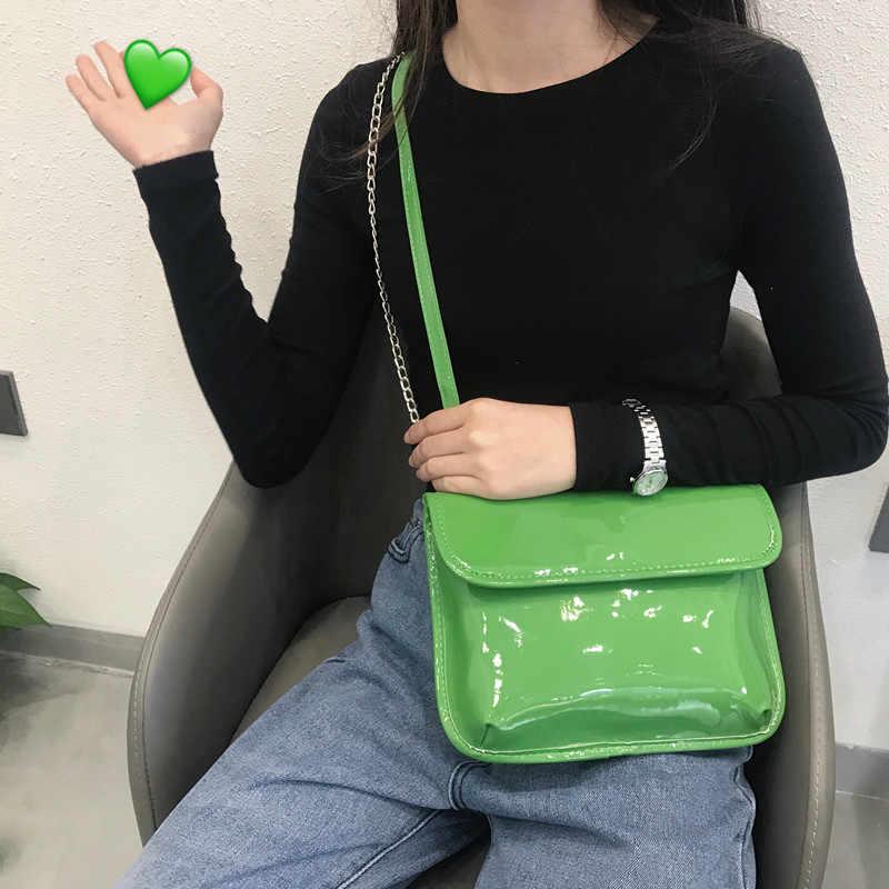 2019 Baru Wanita Messenger Tas Mewah Tas Tangan Wanita Tas Tas Desainer Fashion Tas Bahu Wanita Kulit PU Tas