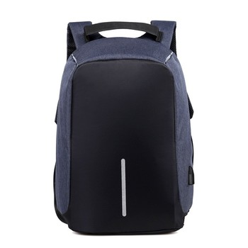 Anti-theft Bag Men Laptop Rucksack Travel Backpack   2