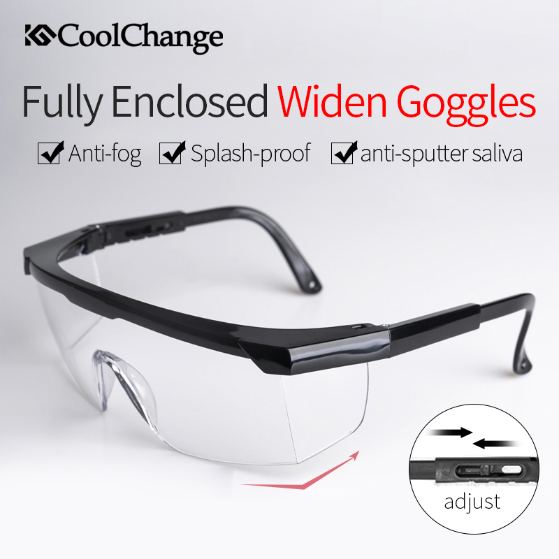 CoolChange Outdoor Sports Men Road Cycling Glasses MTB Bike Bicycle Riding Running Protection Goggles Eyewear