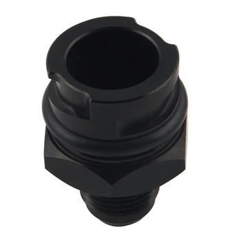 Nowa czarna pokrywa zaworu korek oleju do LSX LS1 LS6 LS2 LS3 -10 AN montaż tanie i dobre opinie perfeclan CN (pochodzenie)