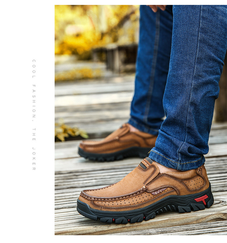 Hca9cb3778e764187a7a46d1a82aba8779 ZUNYU New Genuine Leather Loafers Men Moccasin Sneakers Flat High Quality Causal Men Shoes Male Footwear Boat Shoes Size 38-48