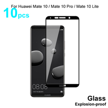 Full Cover Tempered Glass For Huawei Mate 10 lite / Mate 10 Pro / Mate 10 Tempered Glass Screen Protector Protective