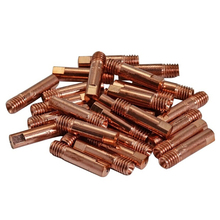 Mig-Contact-Tips Welding-Torch CO2 for MB15 15ak/mig Consumables-Accessories 20pcs