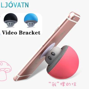 LJOVATN Music-Player Mushroom Bluetooth-Speaker Outdoor Mini Portable Cartoon Cute Wireless