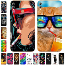 For Huawei Y Max Case Silicone Phone Cover Soft TPU Back