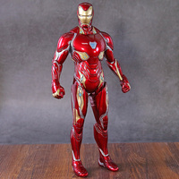Crazy Toys Iron Man Mark L MK50 1/6th Scale Collectible Figure Model Toy