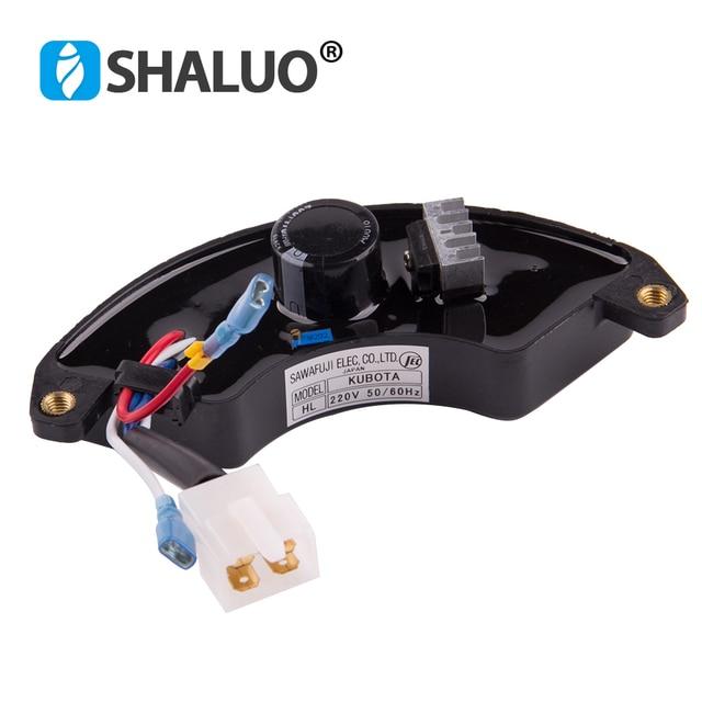 generator AVR 3KW 5kw 6kw 7.5kw voltage regulator 220V Automatic Small Alternator Stabilizer for gasoline generator accessories